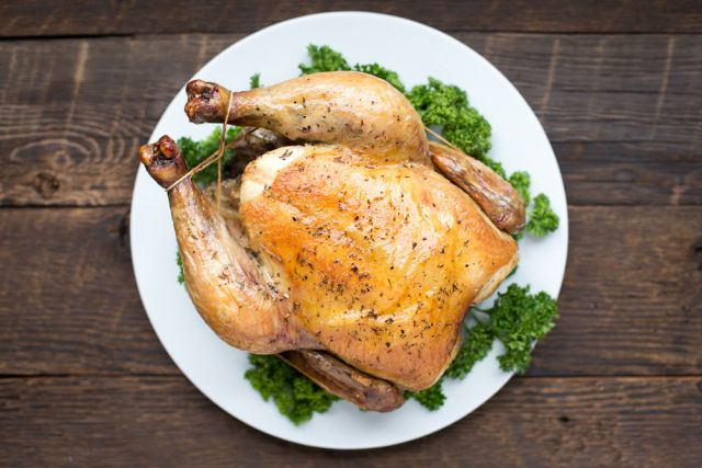 Easy Roasted Chicken (Recipe from The Ancestral Table) - The Domestic Man