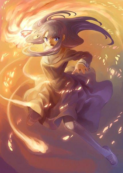 Tags: Anime, Kara no Kyoukai, Kokuto Azaka