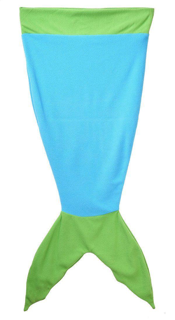 Soft Mermaid Tail Blanket Bed Wrap Fin Shark Mermaid Costume Children Sleepwear Blanket Sleepers Sleeping Bags Age 4-16