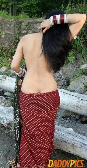 Newly Married Indian Women Hot Honeymoon Photoshoot