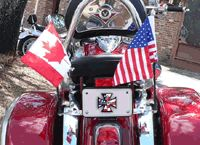 Motorcycle LED lighting, motorcycle flags and kits - Rumbling Pride - Home