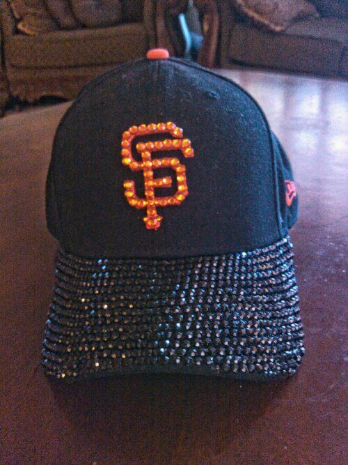 sf giants bedazzle