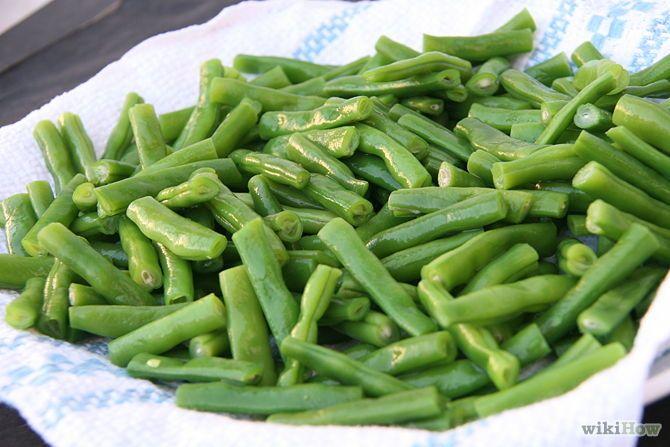 Congelamento de vagem / how to freeze green beans #Frozenfood