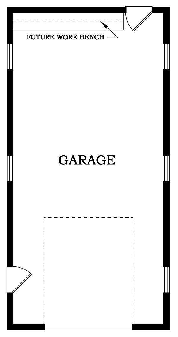 27 migliori immagini one car garage plans su pinterest for Piani di garage rv
