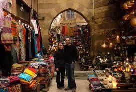 Cairo, Tour en Cairo y paseo en El mercado Jan El Jalili #Cairo #Jan_el_jalili www.maestroegypttours.com/sp