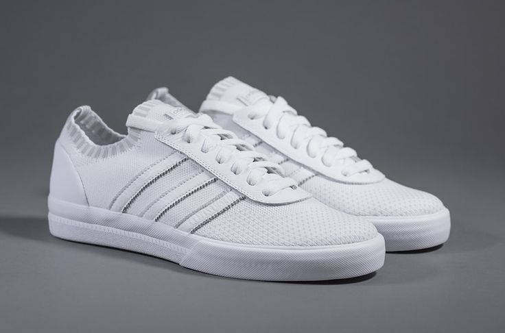 "http://SneakersCartel.com adidas Skateboarding Lucas Premiere Primeknit ""Triple White"" #sneakers #shoes #kicks #jordan #lebron #nba #nike #adidas #reebok #airjordan #sneakerhead #fashion #sneakerscartel"