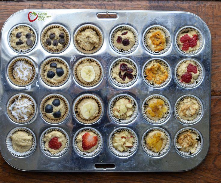 Master Muffin Mix