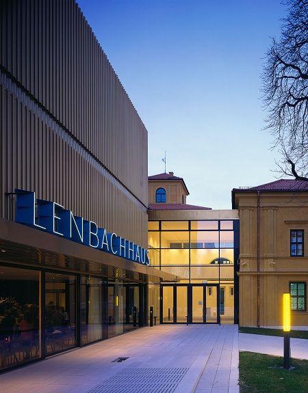 Lenbachhaus - Das Neue Lenbachhaus