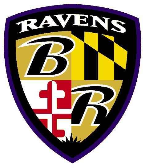 Baltimore Ravens Logo #1
