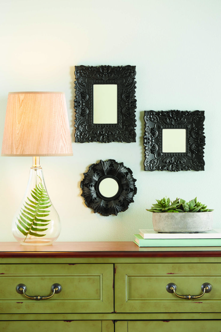Better Homes And Gardens Florence Mirrors Set Of 3 For For The Home Pinterest