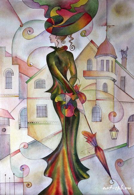 by IRENE CHEBOTAREVA