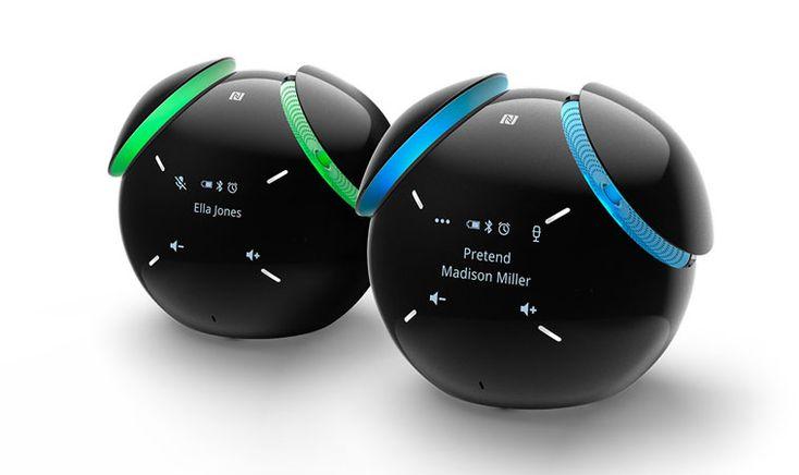 ソニー、球体 Bluetooth スピーカー BSP60発表。音声で操作、天気や予定も通知 - Engadget Japanese