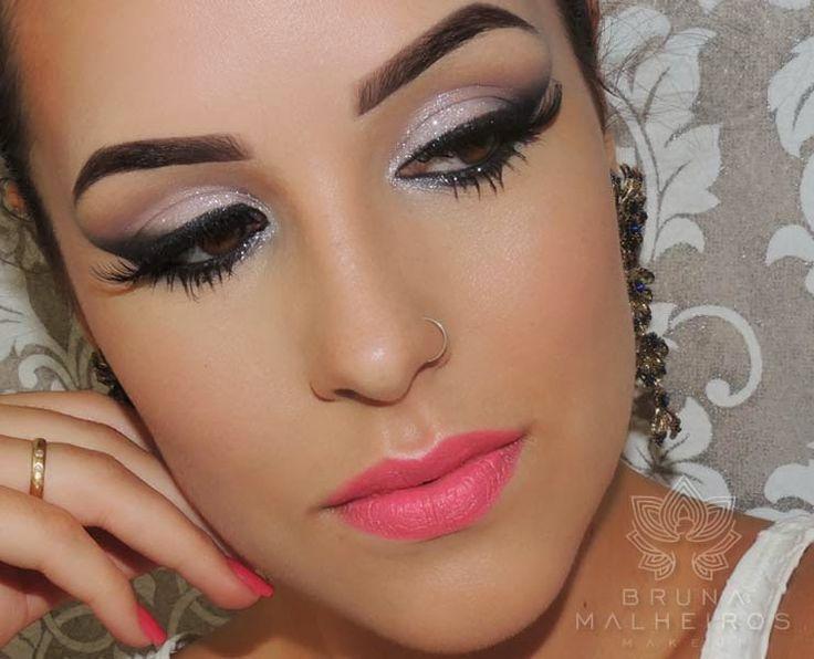 Bruna Malheiros Makeup » Blog Archive » Maquiagem Noiva Ousada ♥