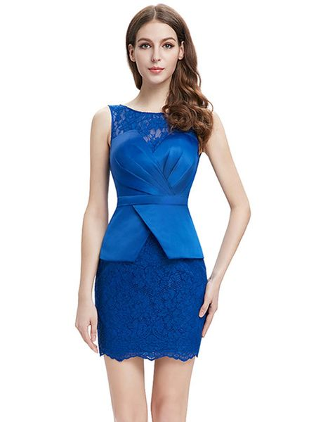 1000  ideas about Blue Cocktail Dress on Pinterest  Cocktail ...