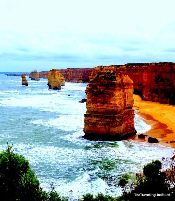 The Travelling Lindfields: The Great Ocean Road - http://www.thetravellinglindfields.com/2015/05/the-great-ocean-road-koalas-kangaroos.html