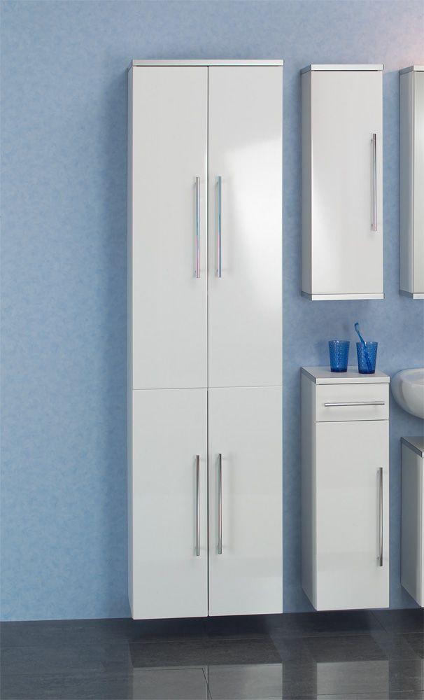25+ parasta ideaa Pinterestissä Bad hochschrank Badezimmer - hängeschrank für badezimmer