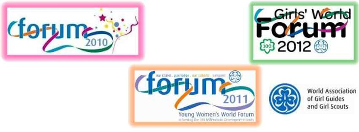 Like www.Facebook.com/YWWFsite to follow the happenings during / after the WAGGGS World Forums