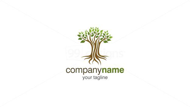 Tree Logo on 99designs Logo Store
