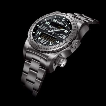 WATCHES: The Breitling Emergency II : The Only Watch An Adventurer Should Wear?http://www.thegentlemansjournal.com/watches-the-breitling-emergency-the-only-watch-an-adventurer-should-wear/