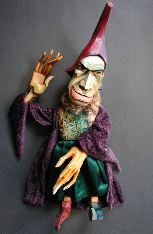 Tineola Theatre - czech puppets and