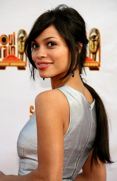 Rosario Dawson || 2007 Soul Train Music Awards
