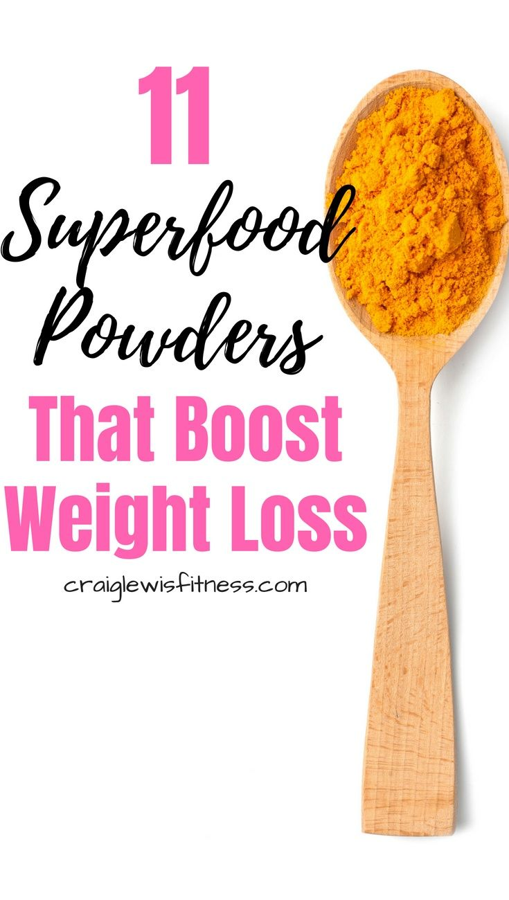 11 Superfoods for Weight Loss forecasting