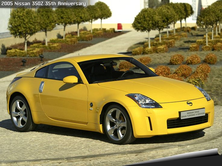 2005 Nissan 350Z 35th Anniversary Edition #UsedNissan350Z #Nissan350Z  #Nissan35th #NissanAnniversary #NissanMotors