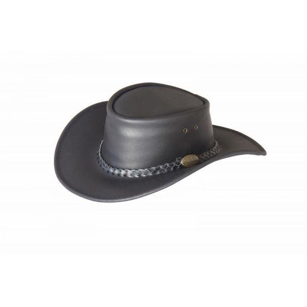 chapeau cuir australien - le swagman