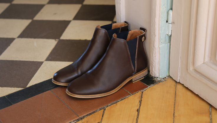 Faguo shoes // ankle boots //