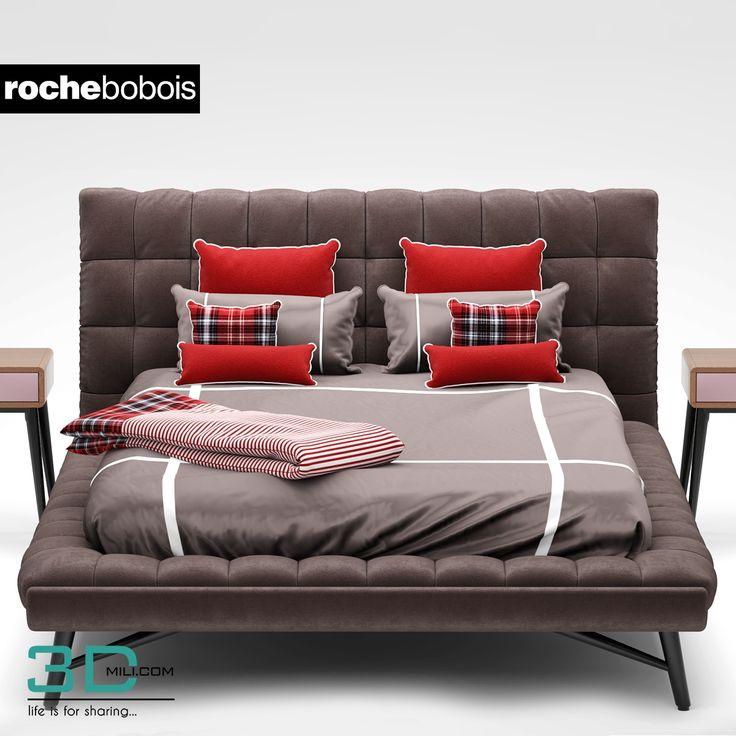 awesome 52. Bed 3D Models Free Download Download here: http://3dmili.com/furniture/bed/52-bed-3d-models-free-download.html