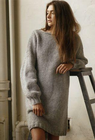 Patons sweater dress http://www.auspinners.com.au free pattern
