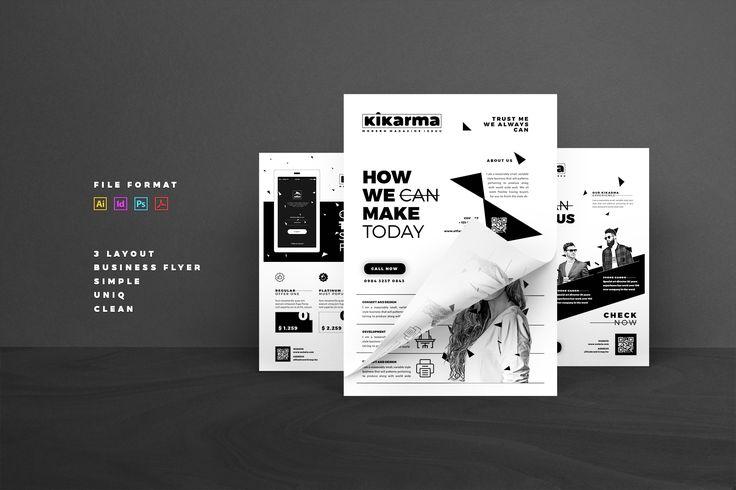 Marketing Flyer Promotions on Behance