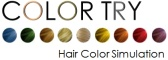 makeovr.com/colortry/ A hair simulator that lets you choose a hair color and what you would look like with that color. Just upload a photo of yourself and they will do the rest! Completely free also