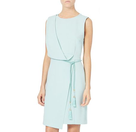 UFFICIO from the Dresses catalogue, in pastel green - Marella Online Store