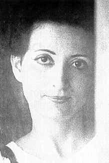 Helene Cixous, French writer, poet, playwright and feminist.