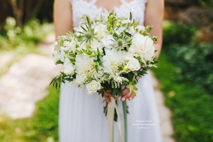 Букет невесты свободной формы #букетневесты #свадебныйбукет #растрепыш #bouquet #bride