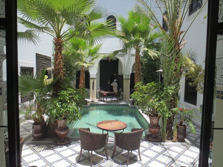 88 best Riad style house images on Pinterest Moroccan, Fez morocco