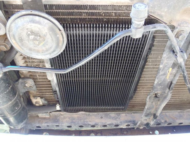b & m transmission refroidisseur installer