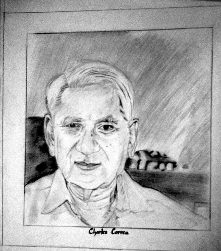 Architect,Planner,Activist & Theorelician,Charles Correa is one of the Few Contemporary Architects