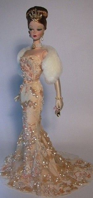 BArbie silkstone artistic collection