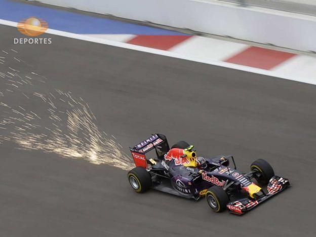 Inician las actividades del Gran Premio de Rusia de Fórmula Uno
