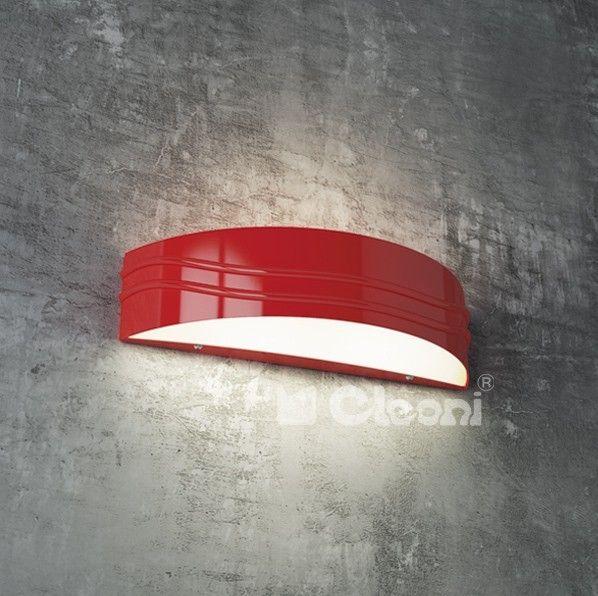 Lampy Cleoni  Nuoro 500 Kinkiet - Cleoni - kinkiet nowoczesny    #design #promo #lamp #interior #Abanet #oświetlenie_Kraków #Cleoni  1343K5AE1