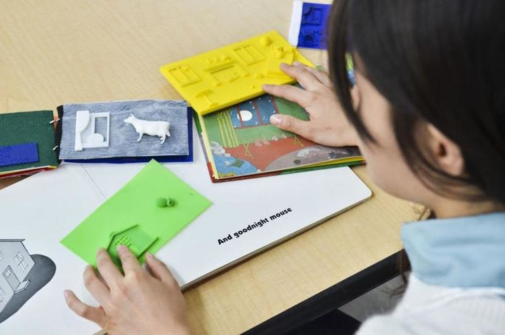 Tactile Picture Books Project - Professor Tom Yeh, at the University of Colorado at Boulder launched the Tactile Picture Books Project to help blind children experience stories in...