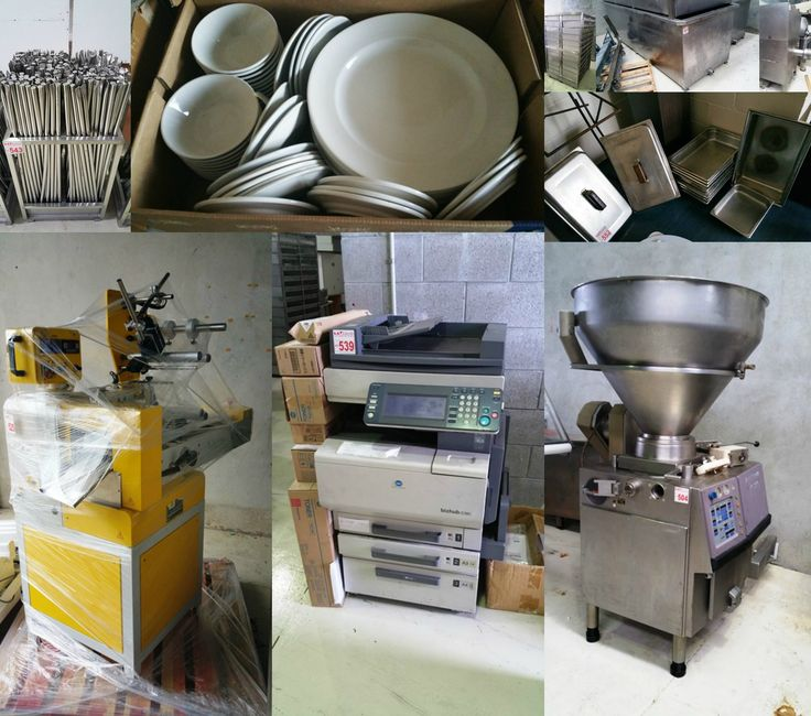Wide Range of Butchery Equipment in our CLEARANCE AUCTION