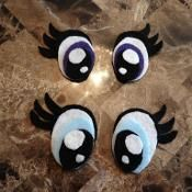 My Little Pony Eyes and Cutie Marks