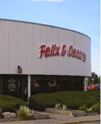 Felix & Oscars Restaurant Des Moines, the one on University was popular with Drake students