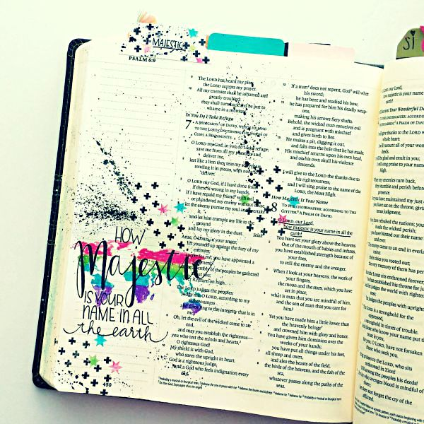 1000 images about bible journaling ideas on pinterest for Hand lettering bible journaling