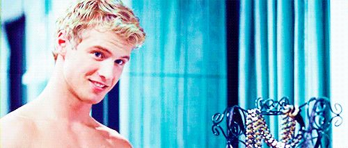 And these eyes. | Freddie Stroma Is Officially The Hottest Former Quidditch Player Of AllTime