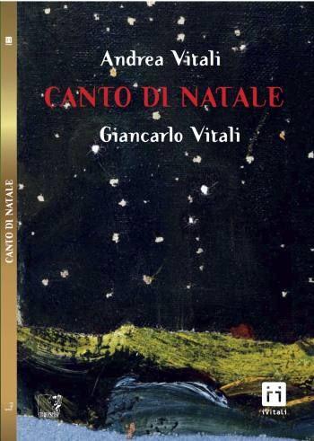 Editore Cinquesensi Cover Canto di Natale - Andrea Vitali, Giancarlo Vitali