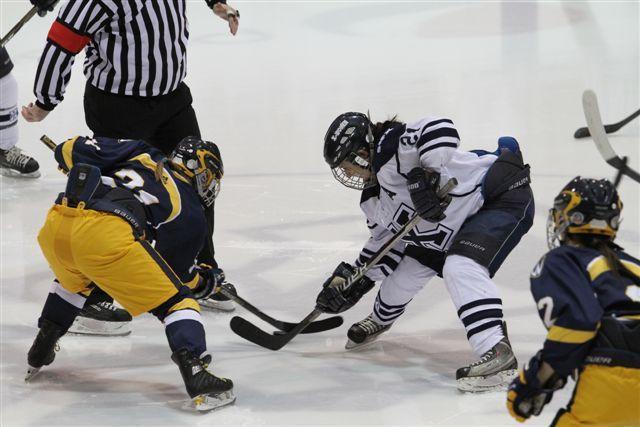 vs St. FX, 2012-13 Women's Hockey, Credit: St. FX